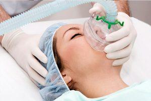 Celková anestézia